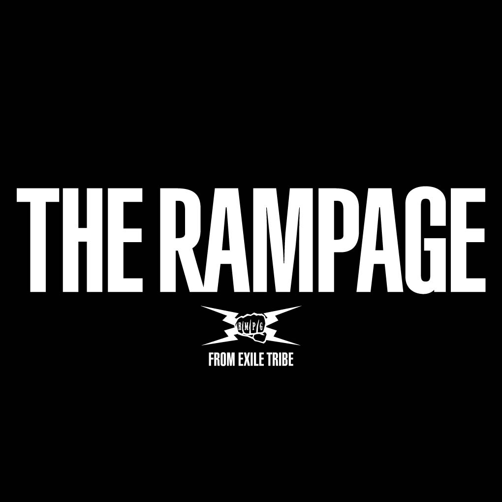 1st アルバム「THE RAMPAGE」