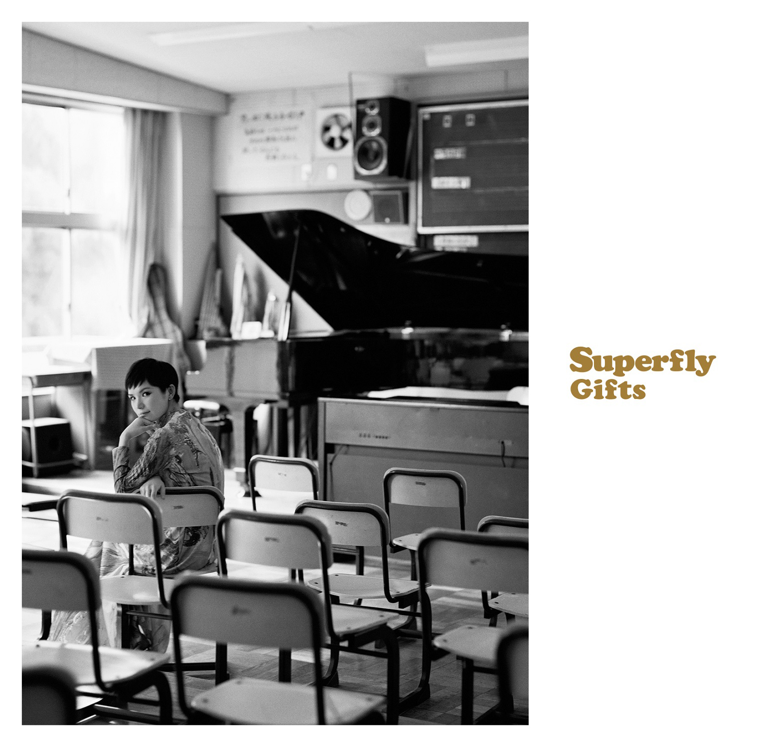 Superfly 24th Single 『Gifts』通常盤