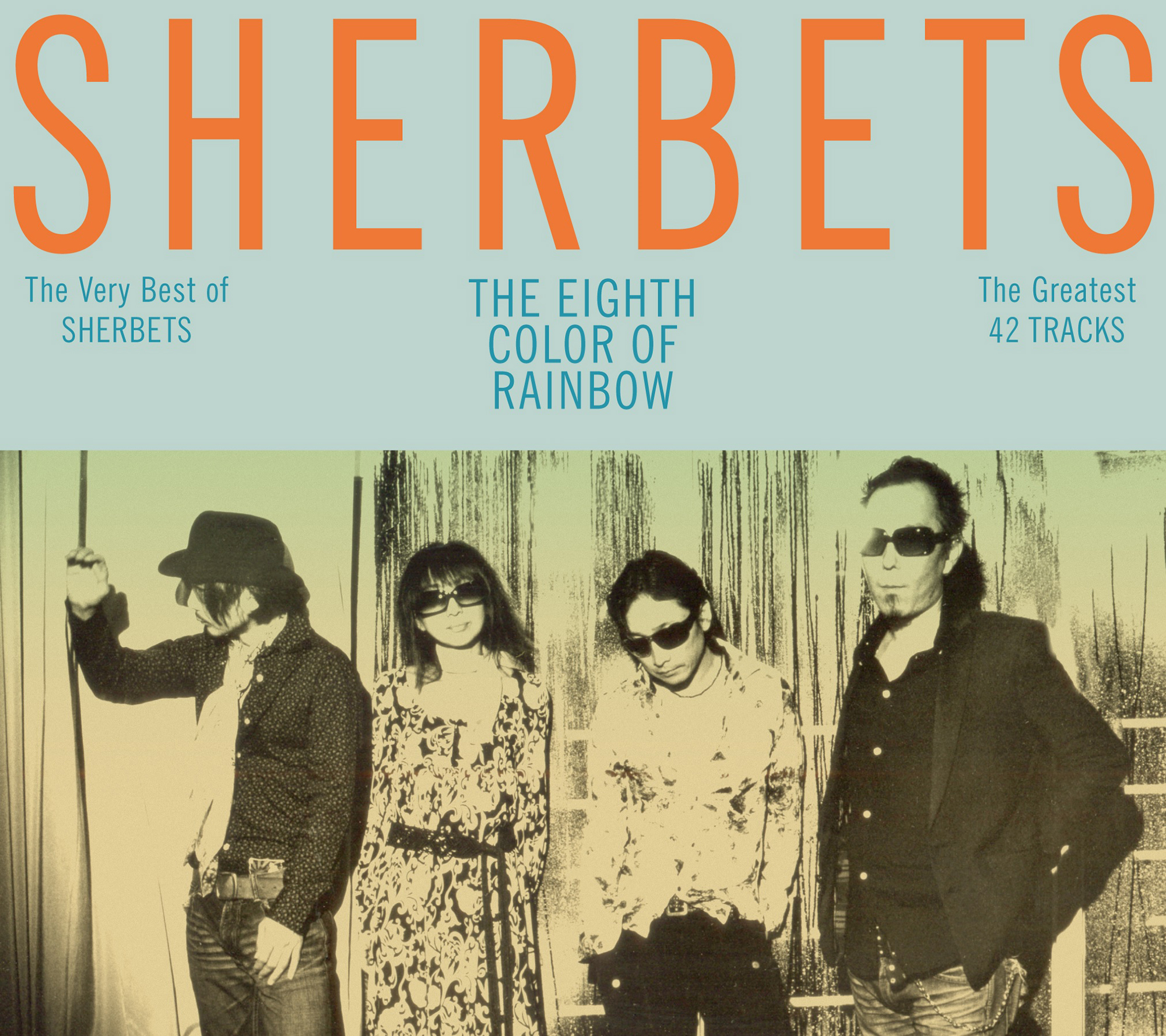 SHERBETS 20th Anniversary Tour 2018『8色⽬の虹』初回生産限定盤