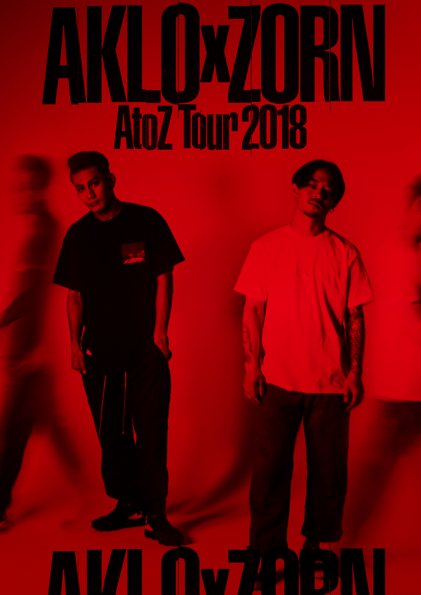 AKLO x ZORN 『A to Z TOUR 2018』