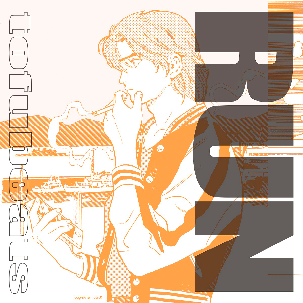 tofubeats 4th album 「RUN」