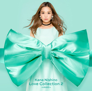 「Love Collection 2 ~mint~」通常盤