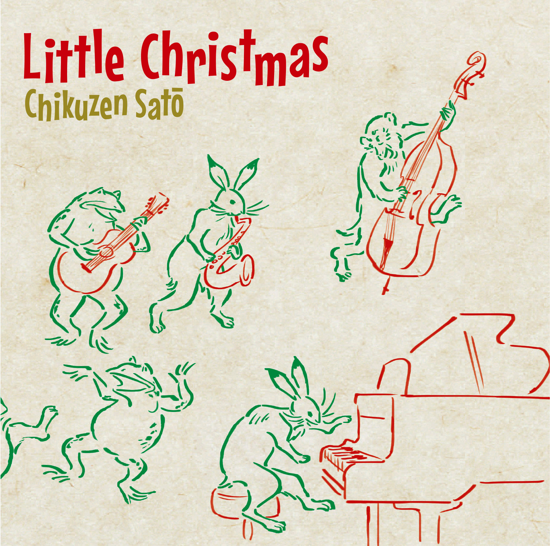 佐藤竹善『Little Christmas』