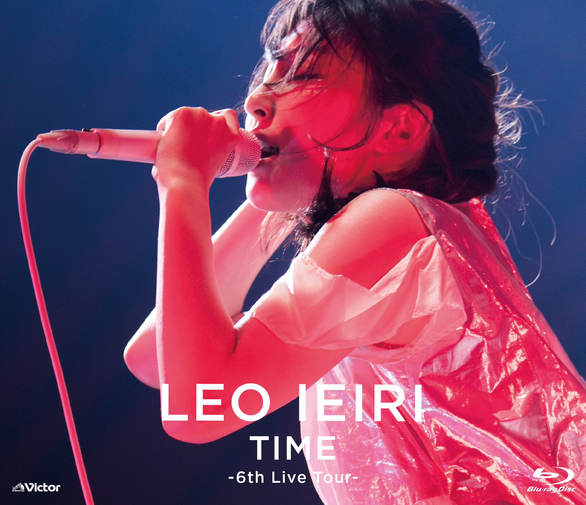 LIVE Blu-ray/DVD「TIME ~6th Live Tour~」Blu-ray
