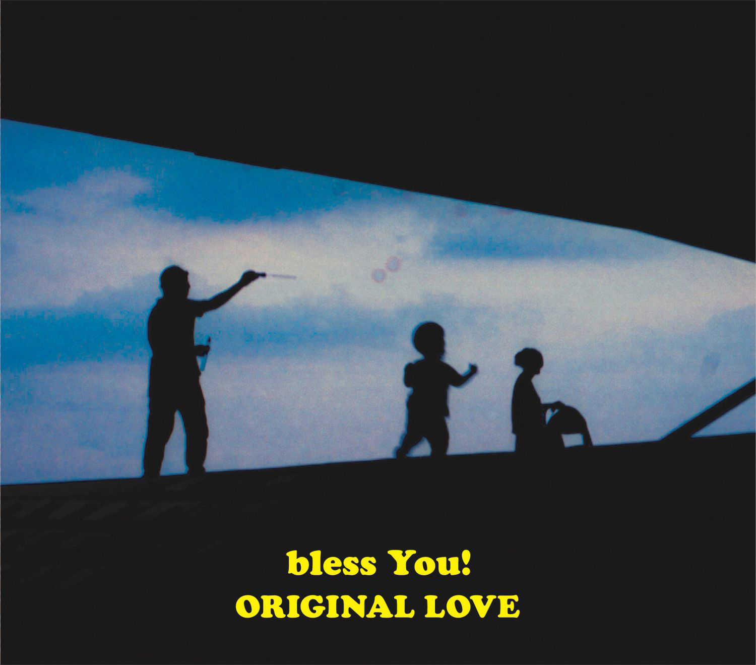 「bless You!」 photography by Takao Tajima