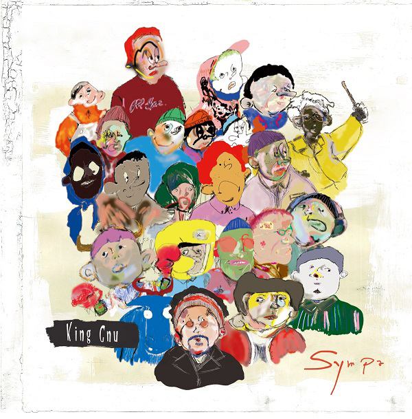 King Gnu  2nd ALBUM『Sympa』