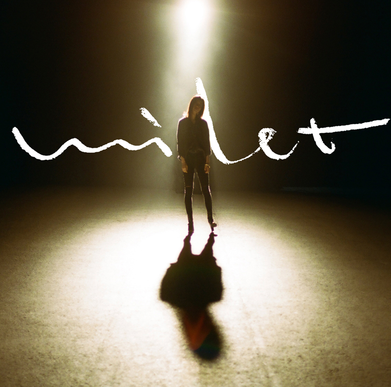 milet 1st EP「inside you EP」通常盤