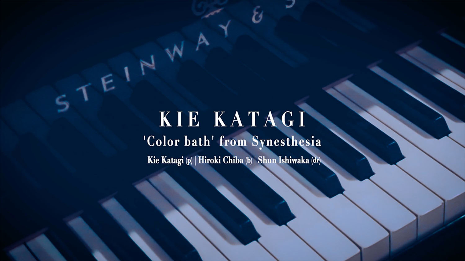 Kie Katagi「Color bath」MV