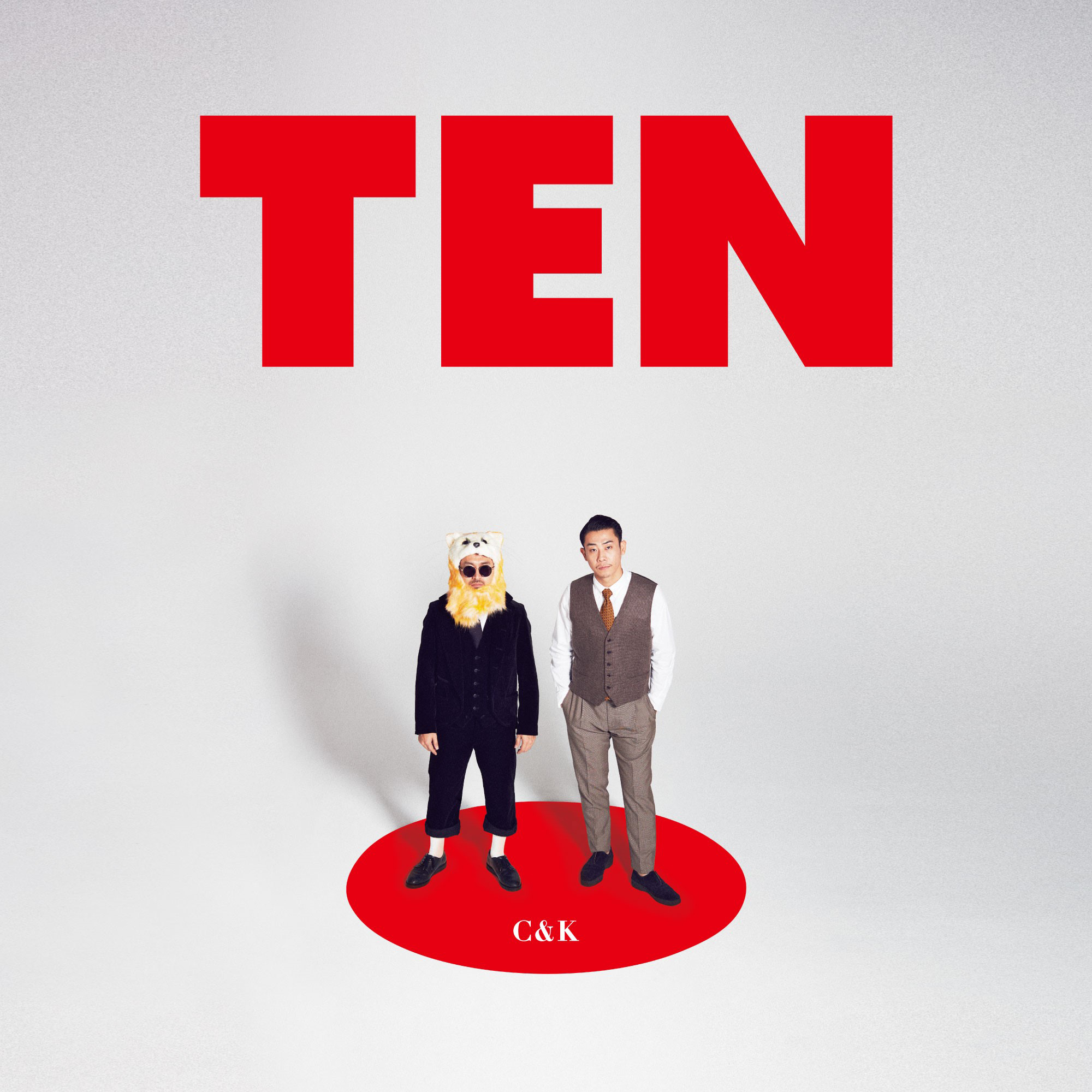 C&K New Album 『TEN』通常盤