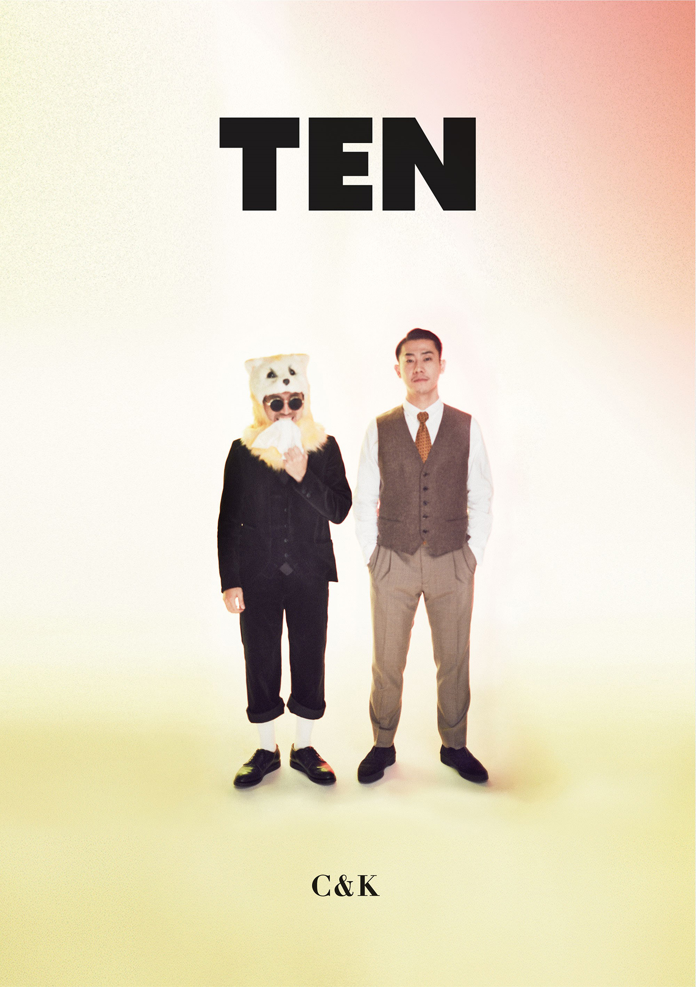 C&K New Album 『TEN』初回限定盤
