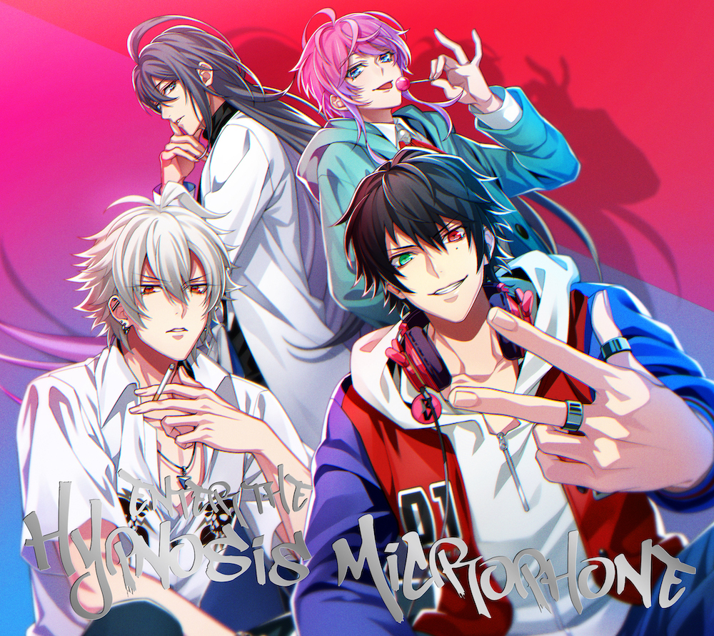 「Enter the Hypnosis Microphone」初回限定Drama Track盤
