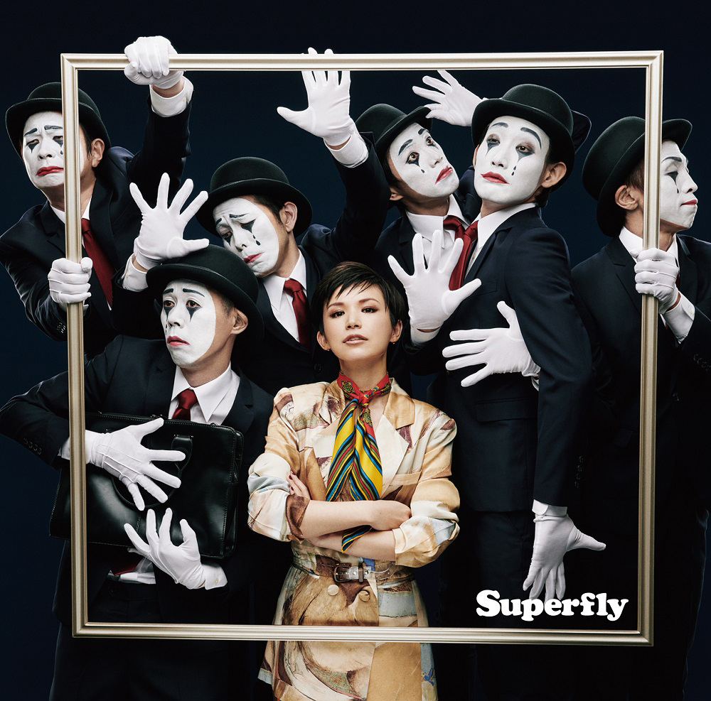 Superfly 25th Single『Ambitious』通常盤