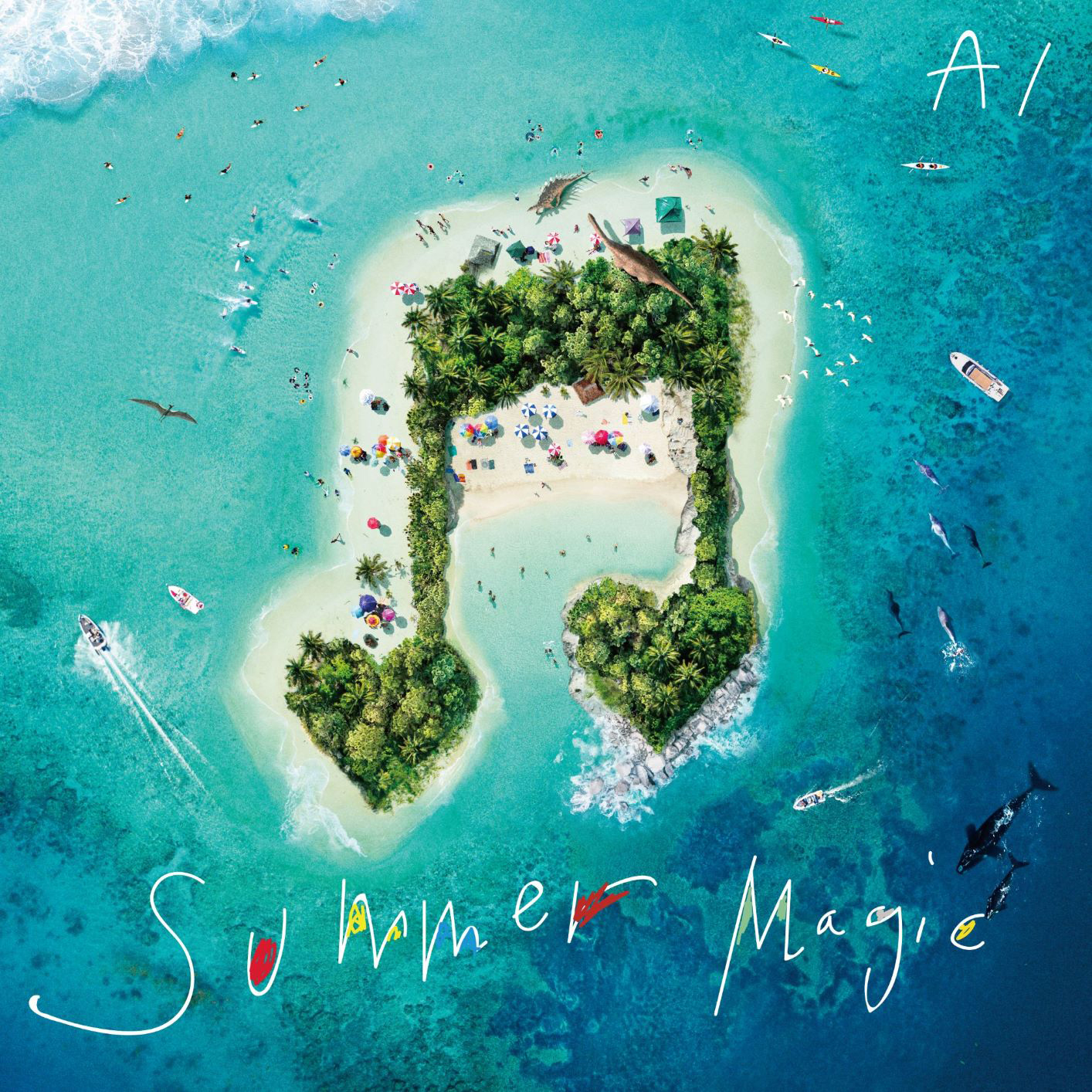 「Summer Magic(Japanese Version)」