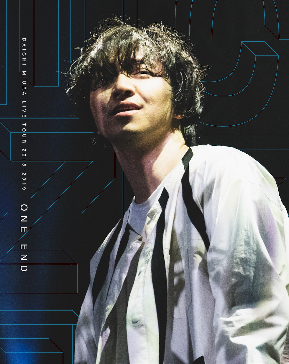 「DAICHI MIURA LIVE TOUR ONE END in 大阪城ホール」Blu-ray