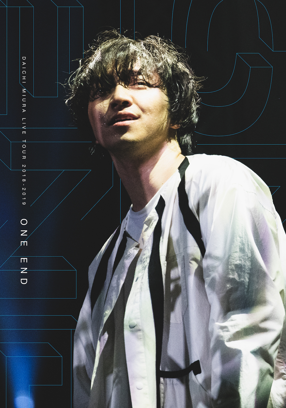 「DAICHI MIURA LIVE TOUR ONE END in 大阪城ホール」