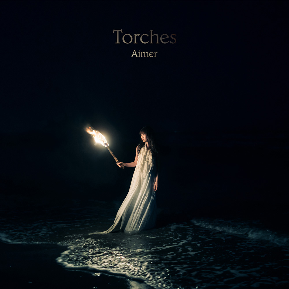 Aimer 17th single『Torches』通常盤