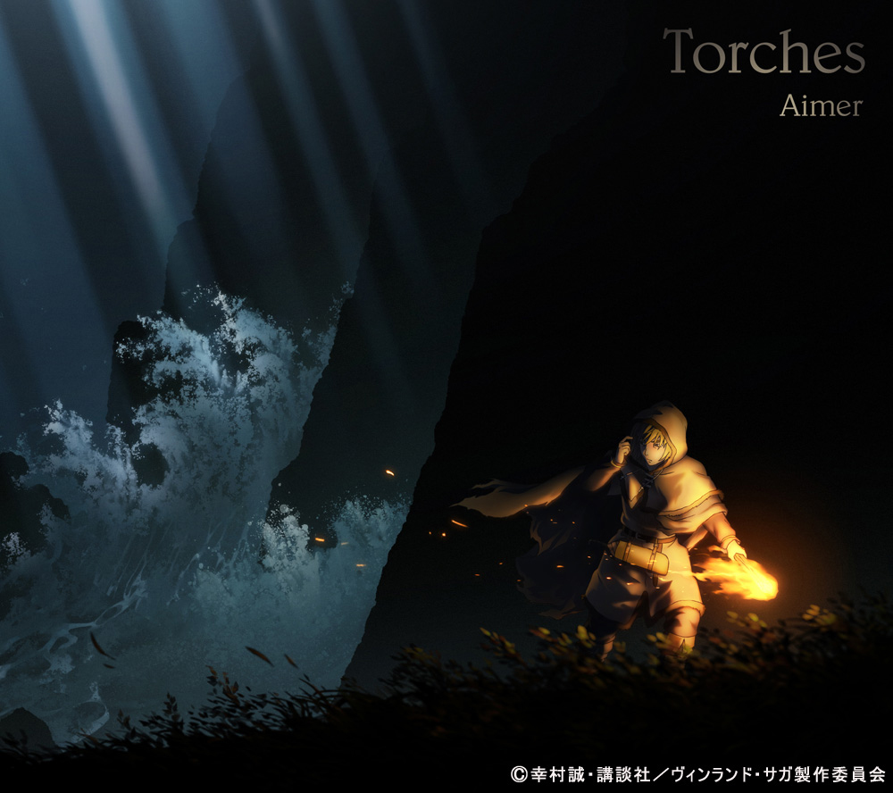 Aimer 17th single『Torches』期間限定生産盤