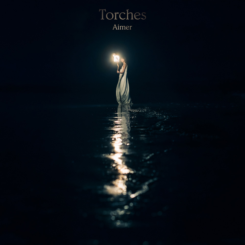 Aimer 17th single『Torches』初回生産限定盤