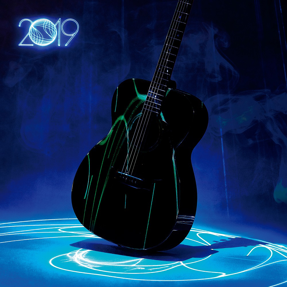 INORAN New Album「2019」通常盤