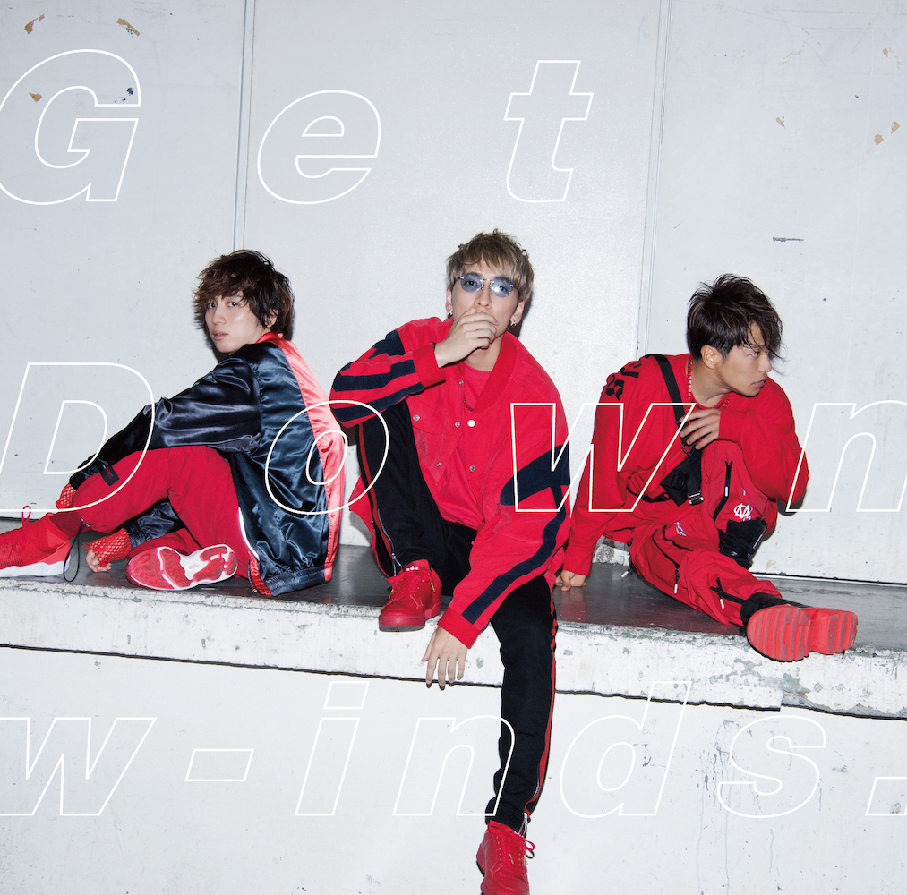 w-inds. 「Get Down」初回盤