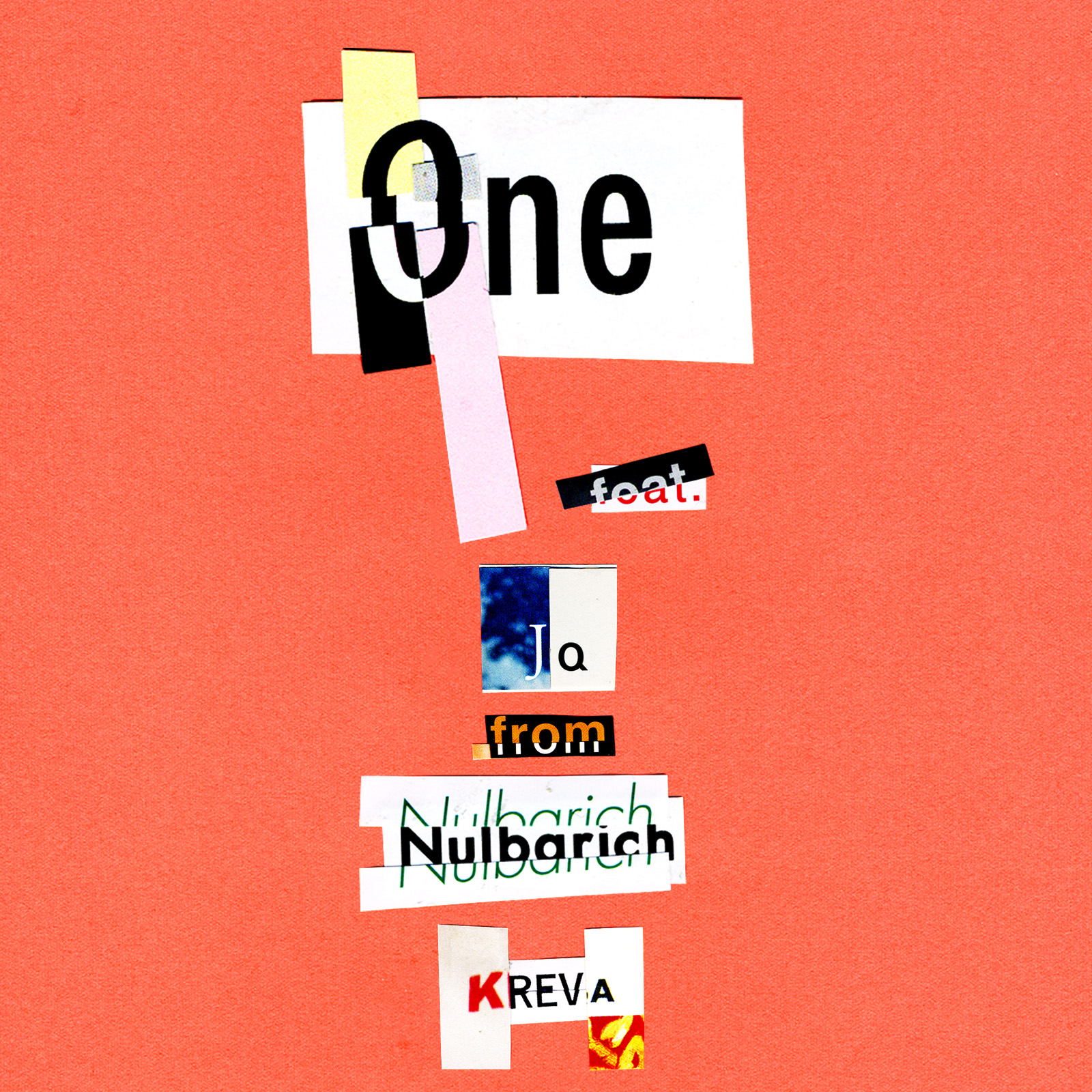 KREVA Digital New Song 「One feat. JQ from Nulbarich」