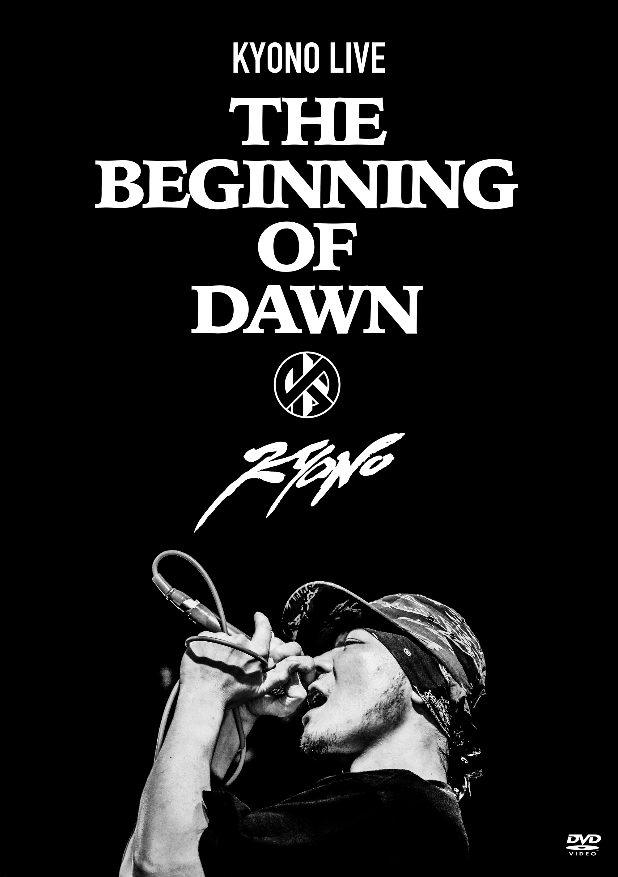 『KYONO LIVE - The Beginning of Dawn-』