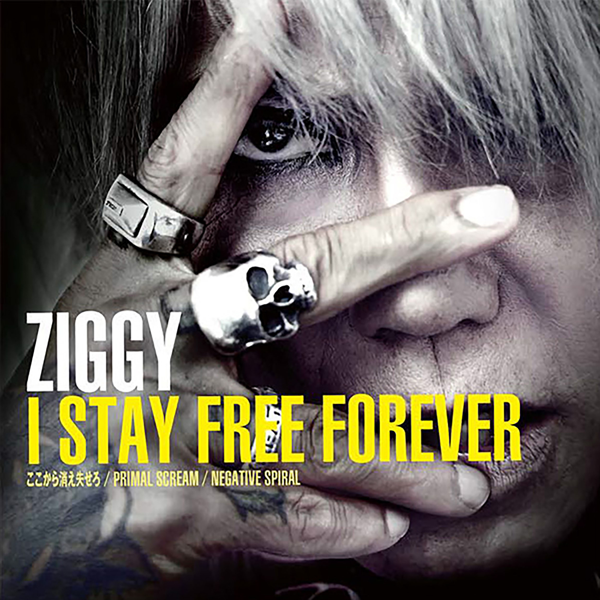ZIGGY「I STAY FREE FOREVER」