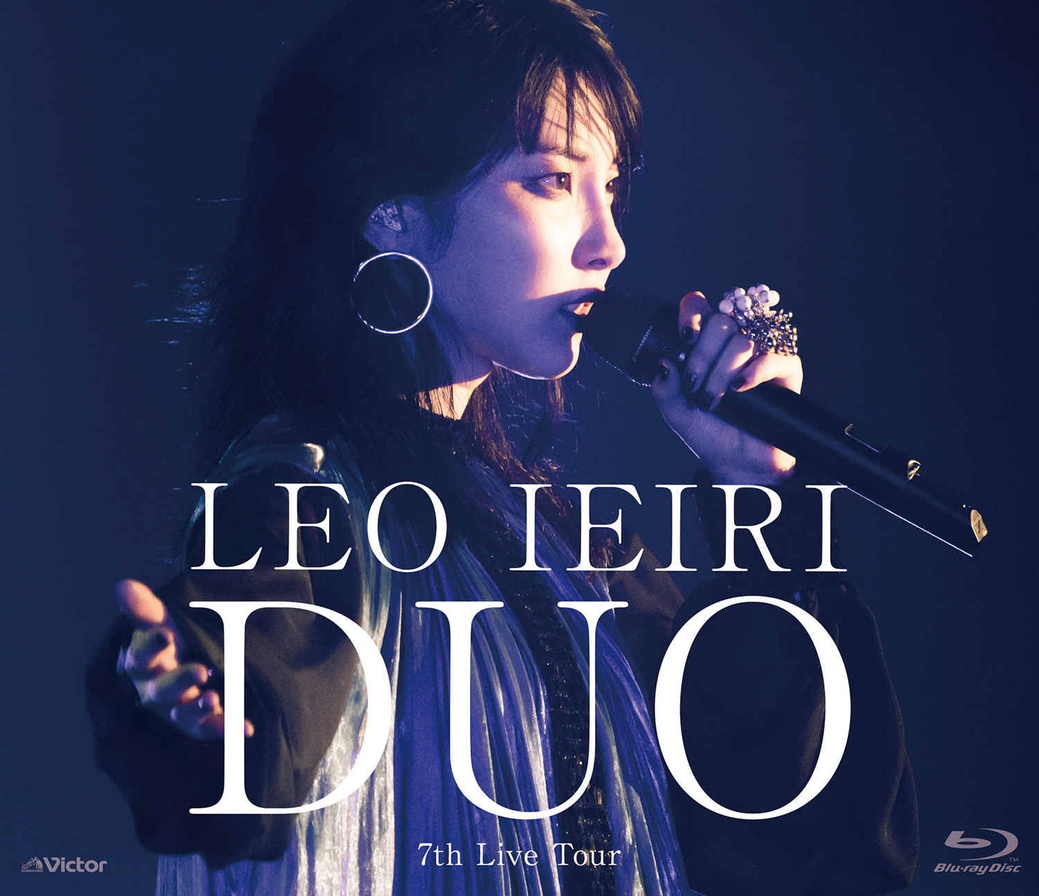 LIVE Blu-ray/DVD「DUO ~7th Live Tour~」Blu-ray