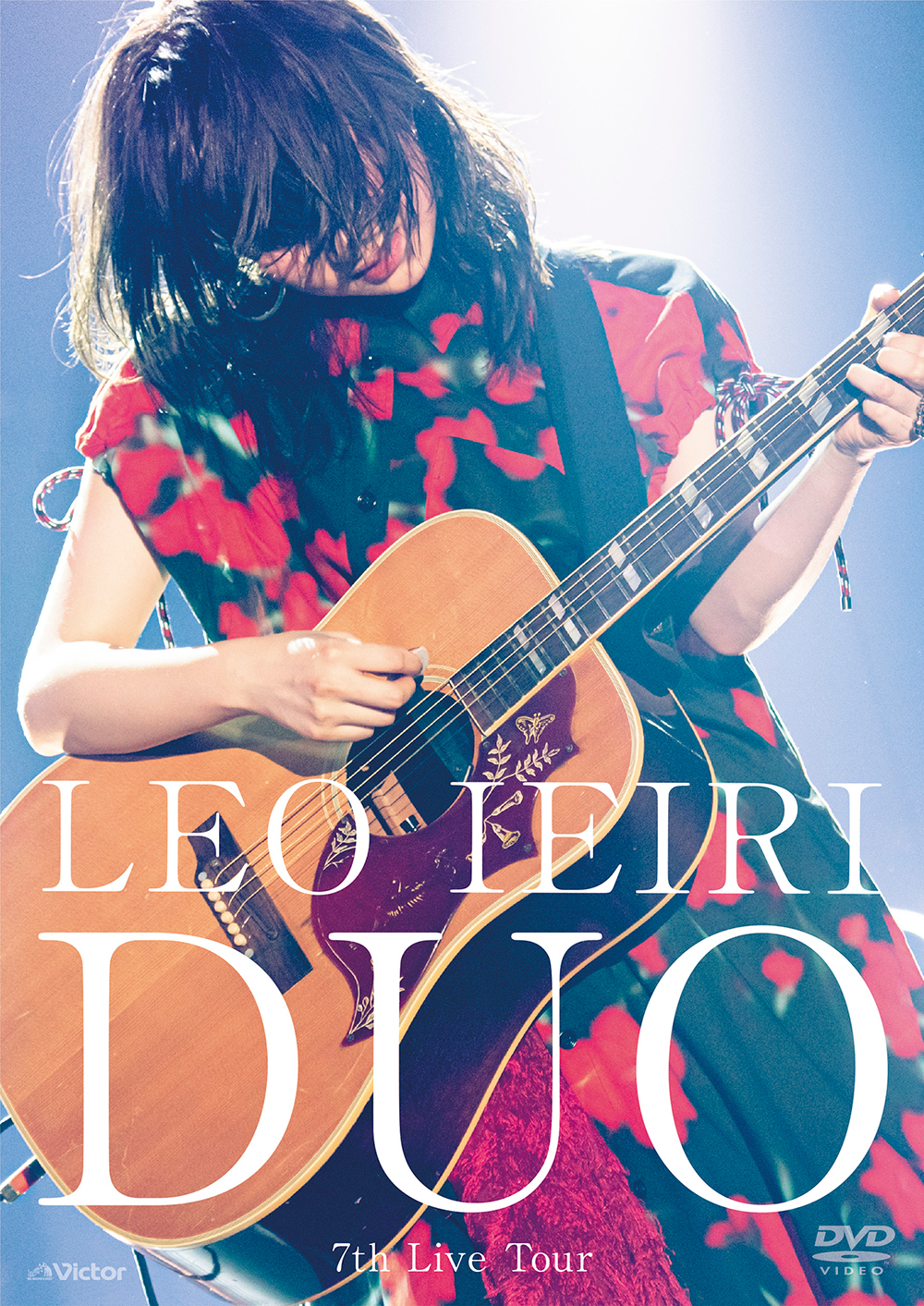 LIVE Blu-ray/DVD「DUO ~7th Live Tour~」DVD