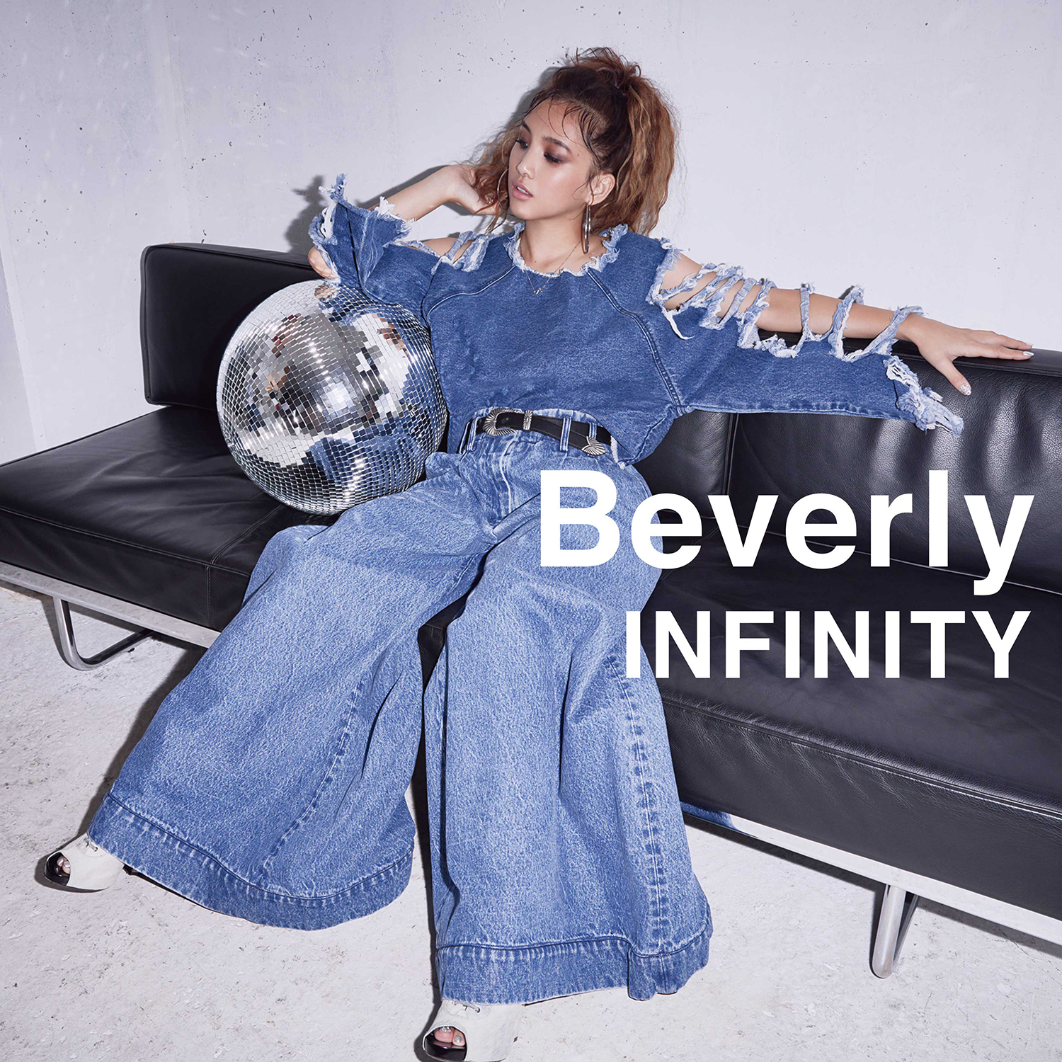 Beverly『INFINITY』CD+Blu-ray