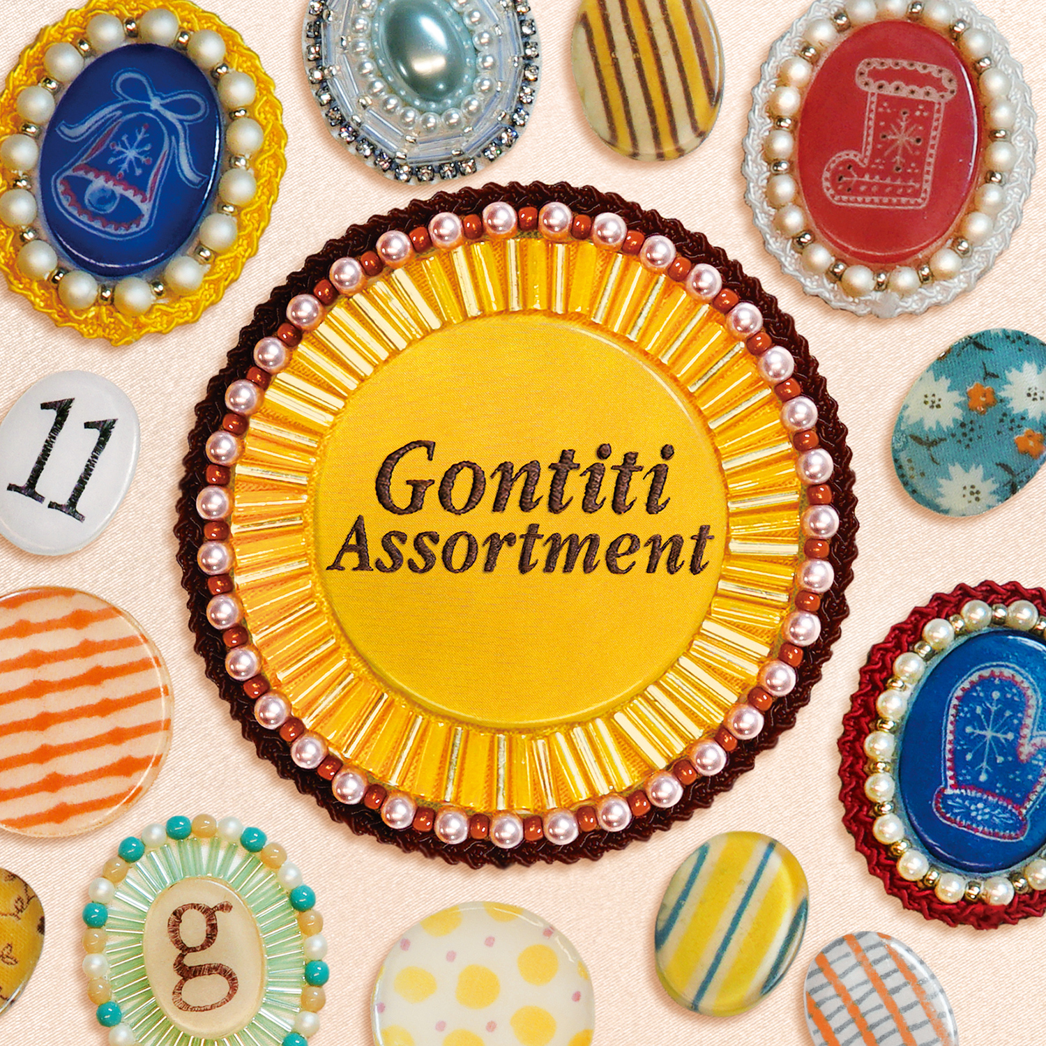 GONTITI New Album「Assortment」