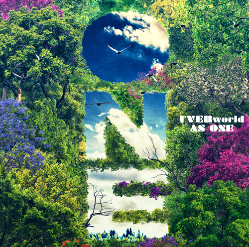 UVERworld NEW SINGLE「AS ONE」通常盤