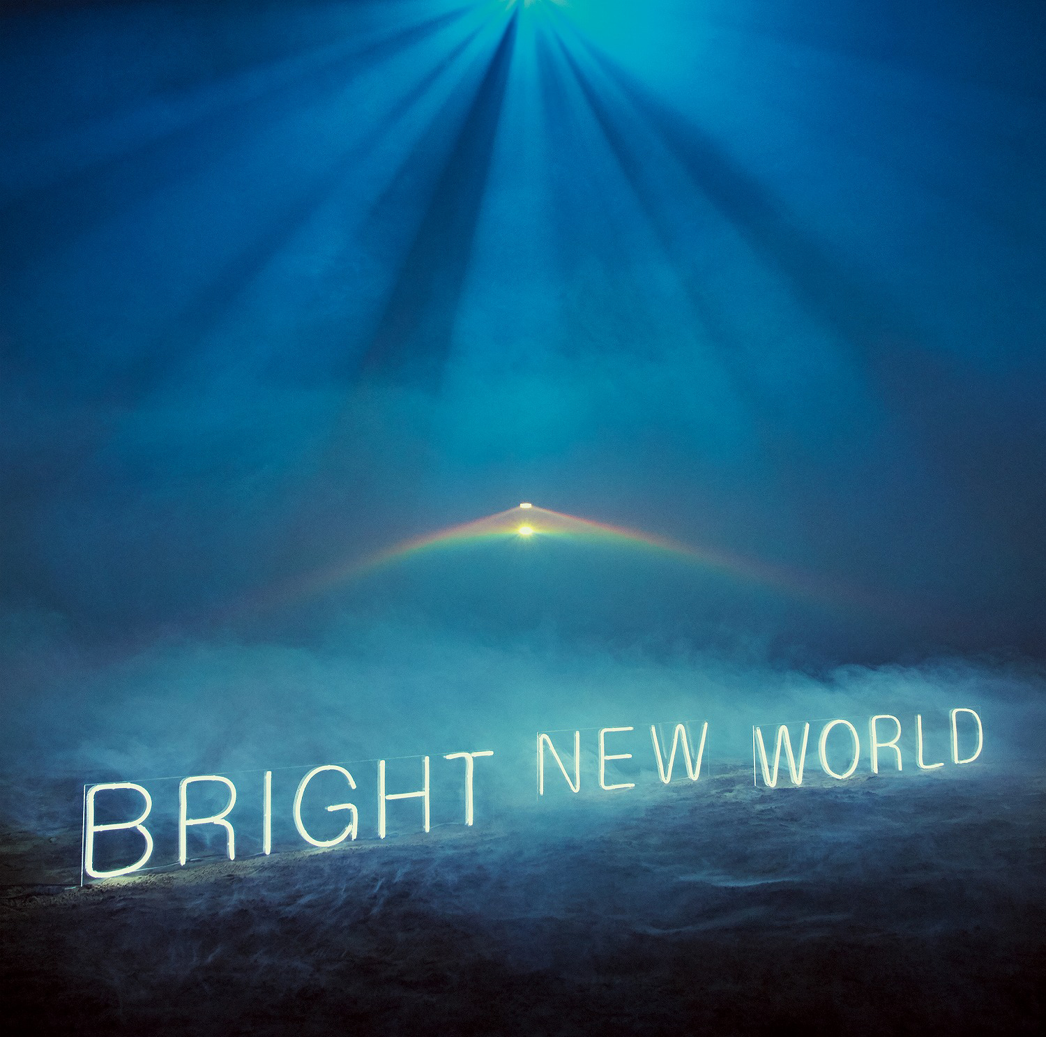 Little Glee Monster 5th Album『BRIGHT NEW WORLD』通常盤