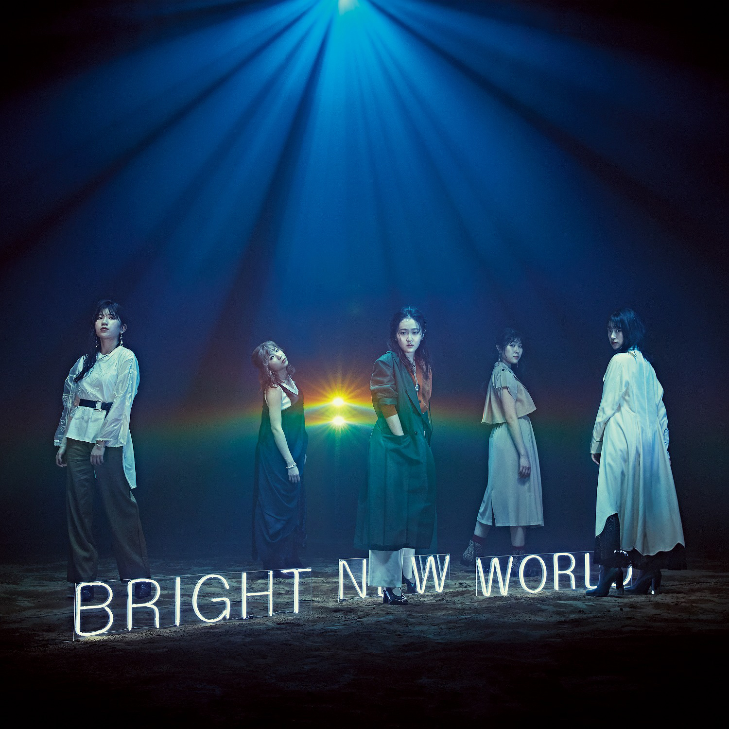 Little Glee Monster 5th Album『BRIGHT NEW WORLD』初回生産限定盤