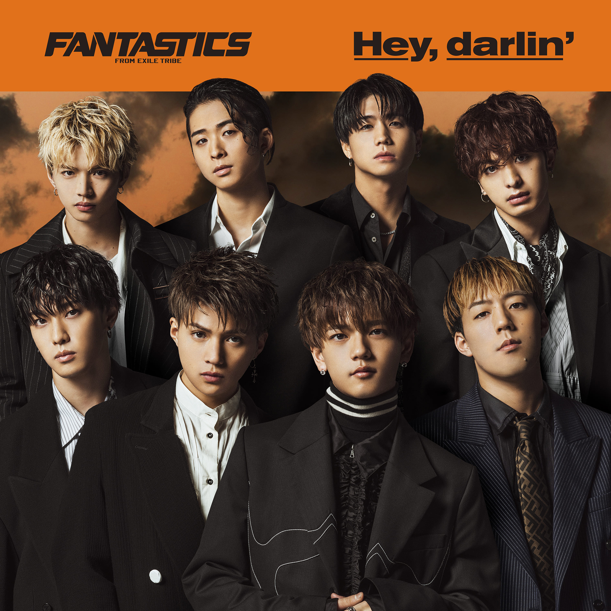 FANTASTICS from EXILE TRIBE Newシングル「Hey,darlin'」CD+DVD