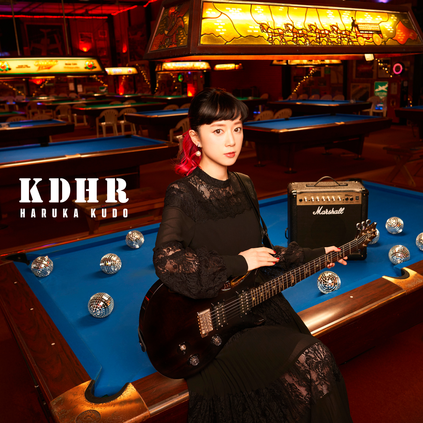 工藤晴香 Major Debut Mini Album「KDHR」TYPE-C
