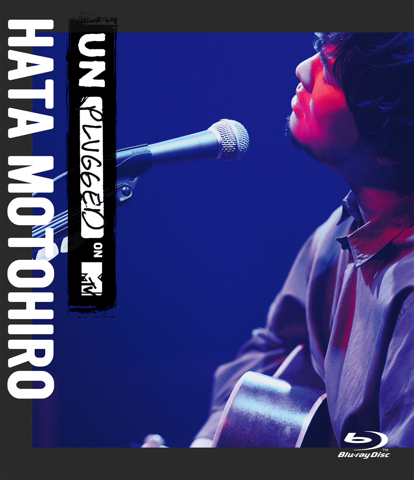 『MTV Unplugged: Hata Motohiro』Blu-ray
