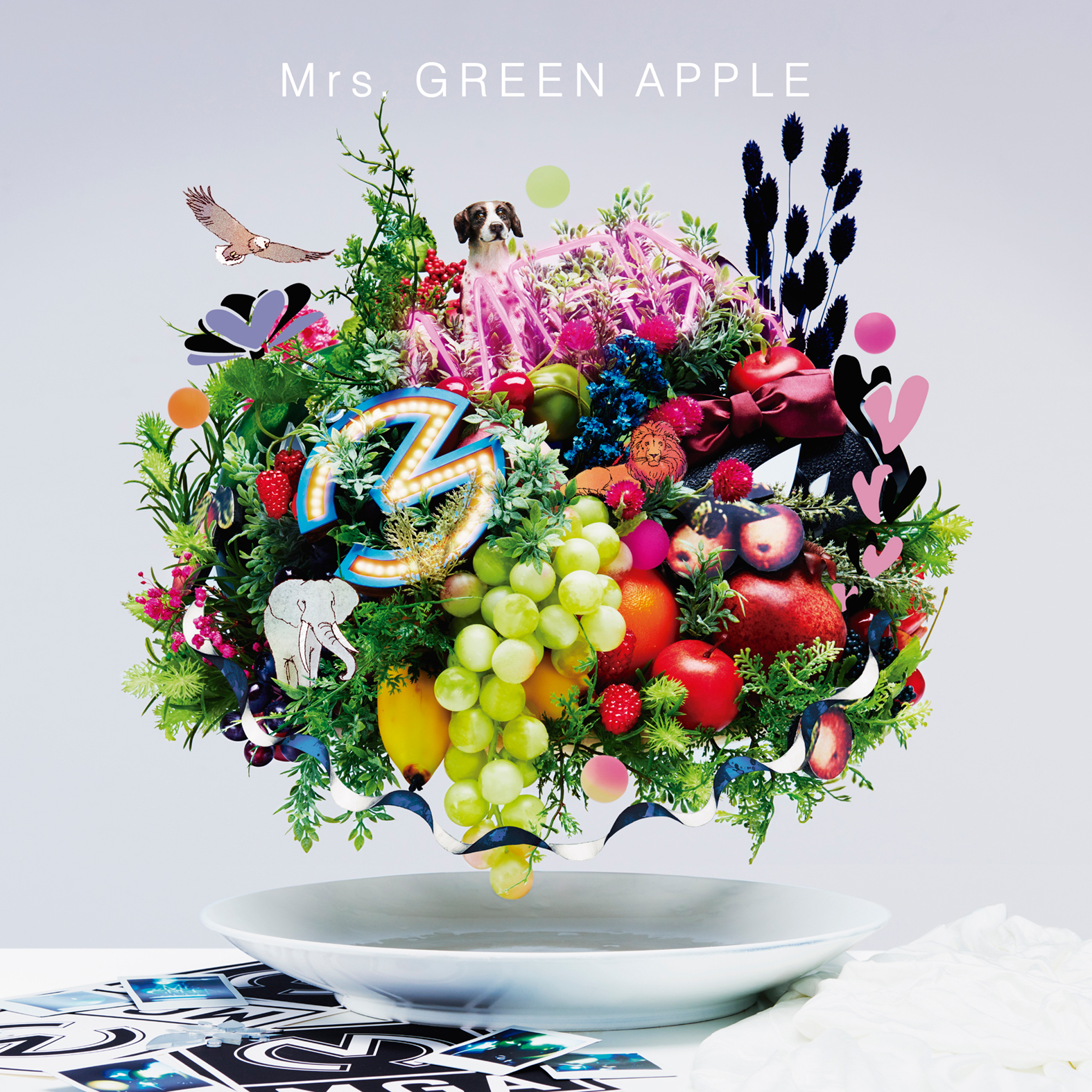 Mrs. GREEN APPLE BEST ALBUM 『5』初回限定盤/通常盤
