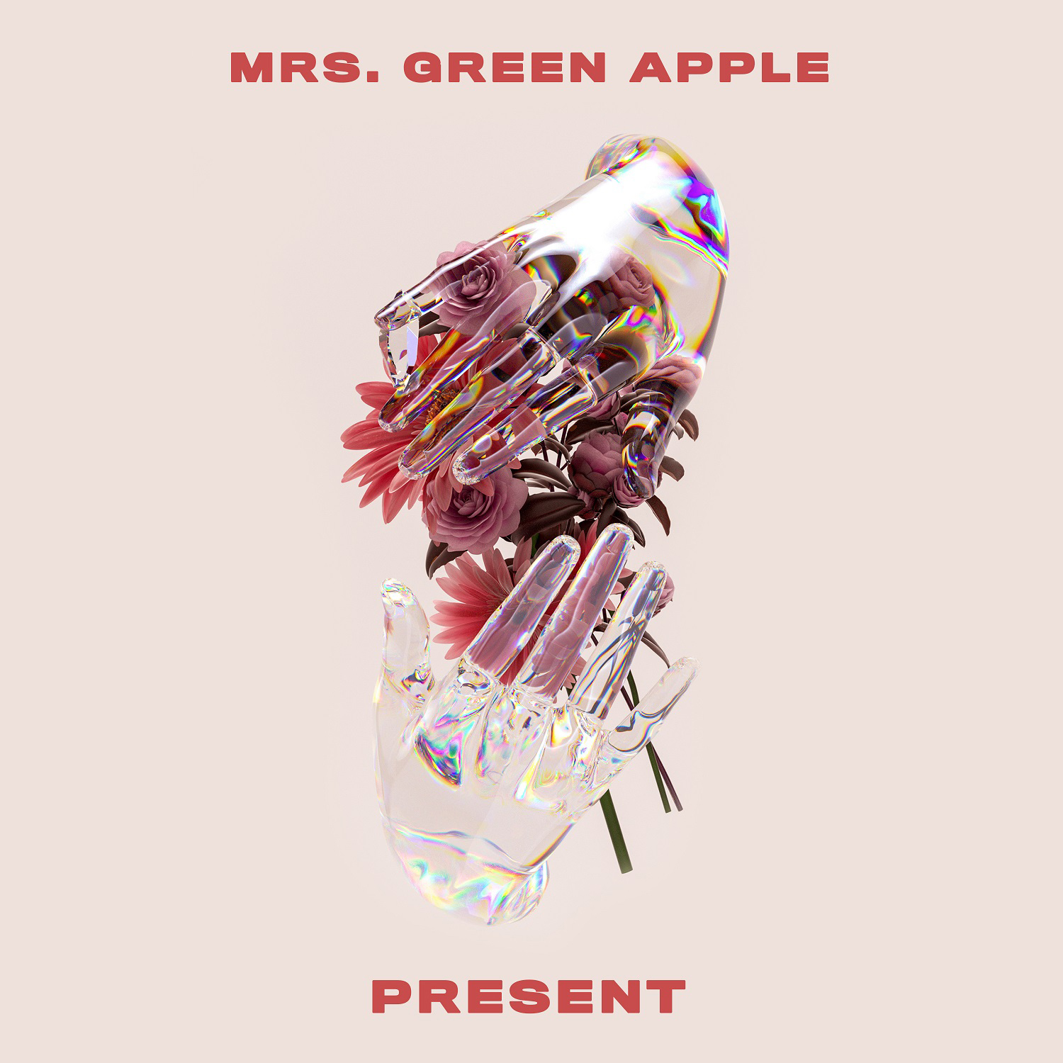 Mrs. GREEN APPLE 「PRESENT(English ver.)」