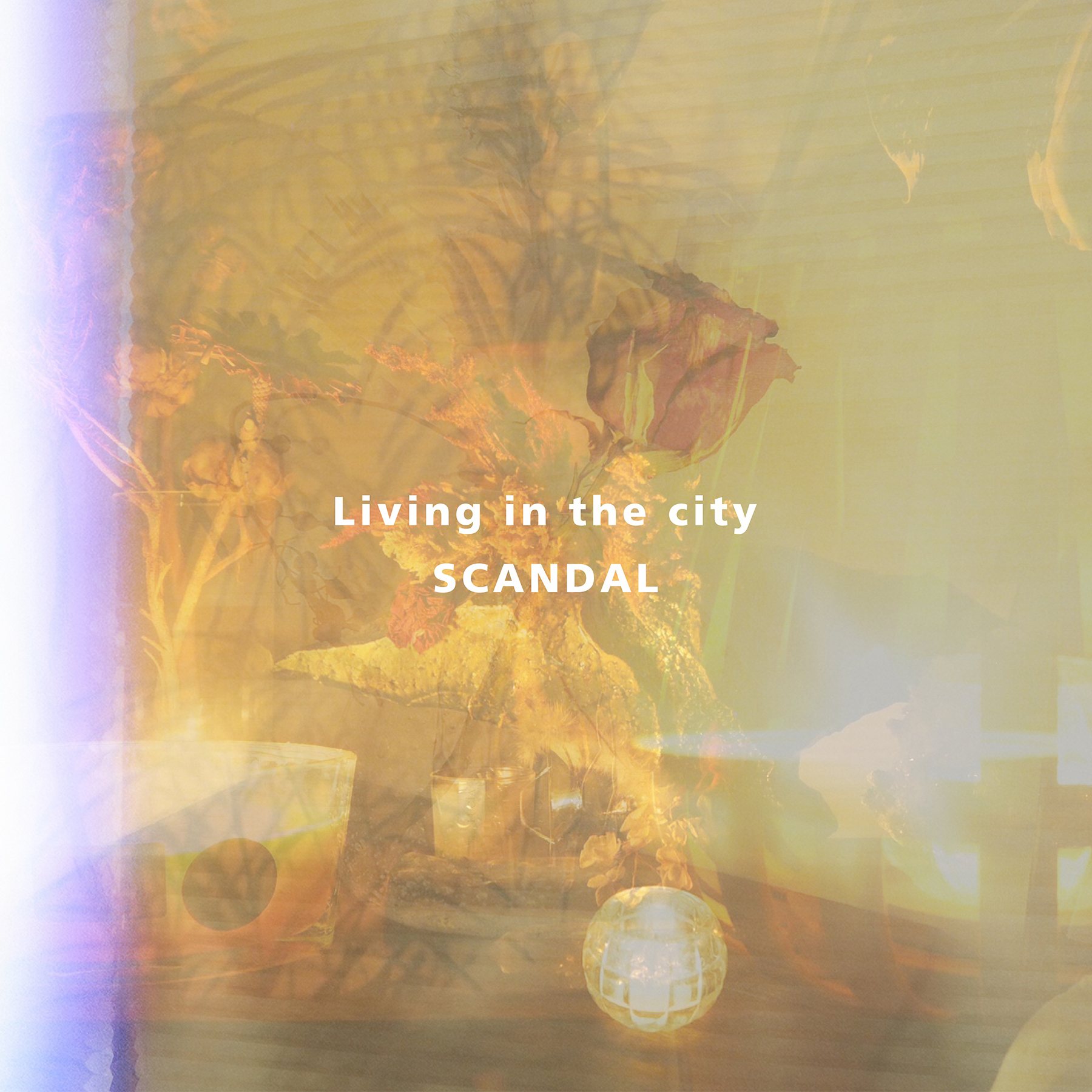 Digital Single「Living in the city」