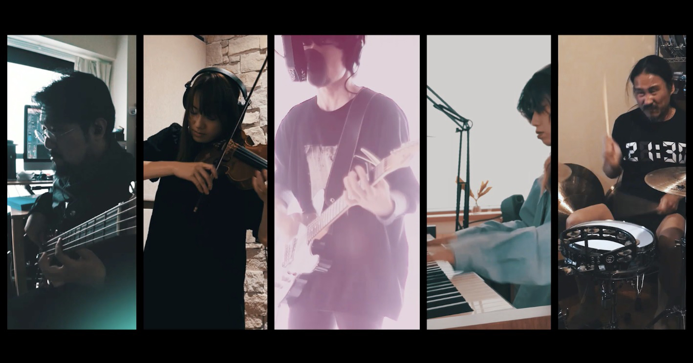 TK from 凛として時雨 『unravel HOME LIVE Ver.』 YouTubeプレミア公開(無料)