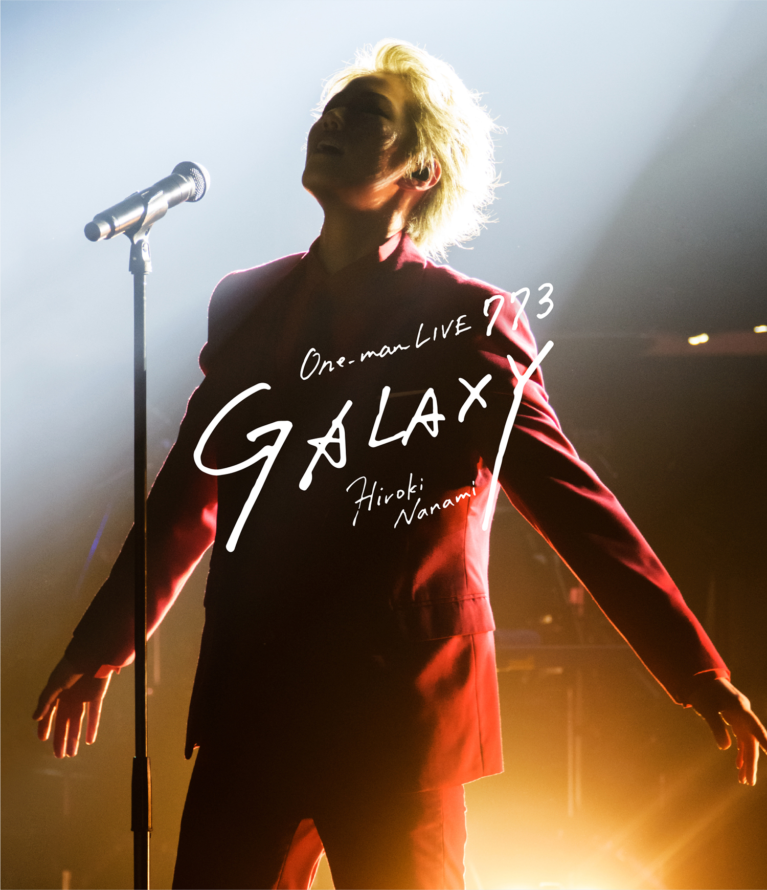 "七海ひろき「One-man LIVE773""GALAXY""」"