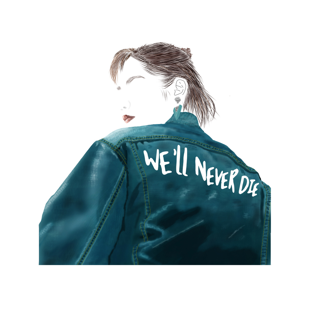 Anly「We'll Never Die feat. OTO On Piano Stay Home Ver.」