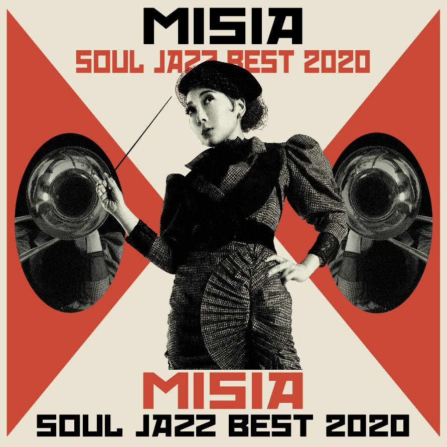MISIA 「MISIA SOUL JAZZ BEST 2020」LP