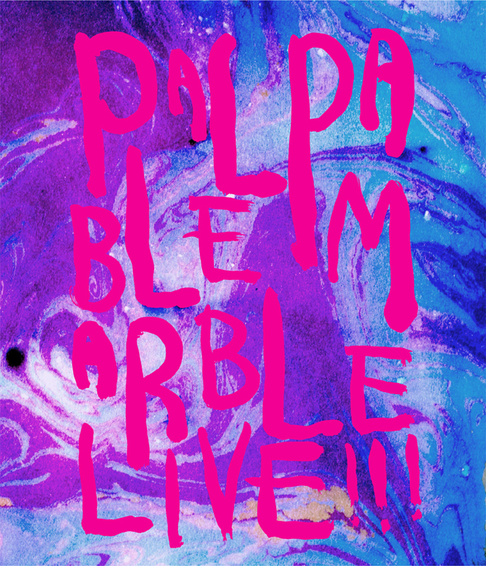 LIVE Blu-ray『PALPABLE! MARBLE! LIVE! –ANNIVERSARY 2019-』