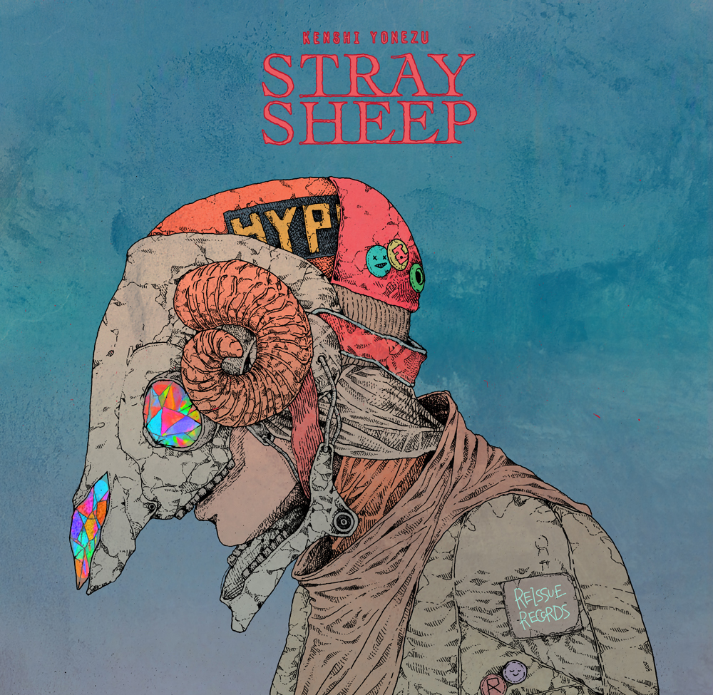 米津玄師 5th ALBUM 「STRAY SHEEP」