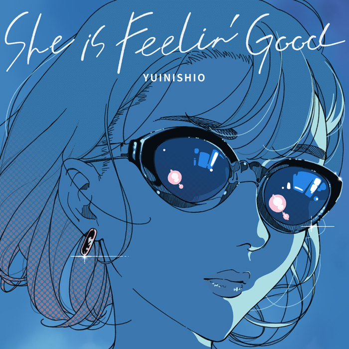 ゆいにしお 2nd Mini Album『She is Feelin' Good』