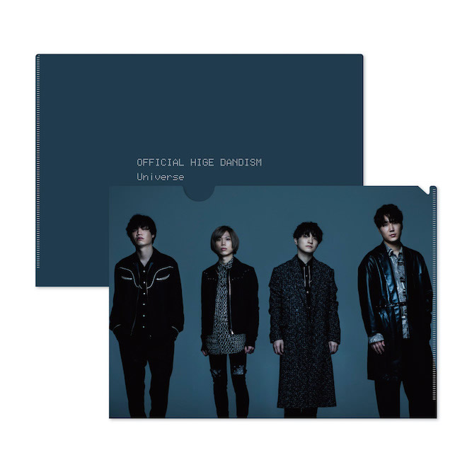 TOWER RECORDS: A4クリアファイル(TOWER Ver.)